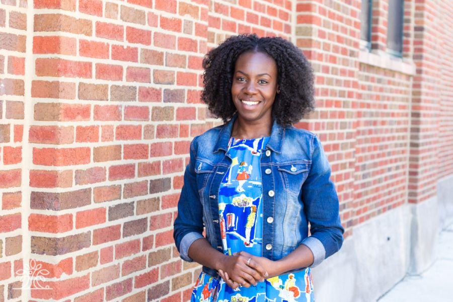 Meet Emiola From Renewal Church