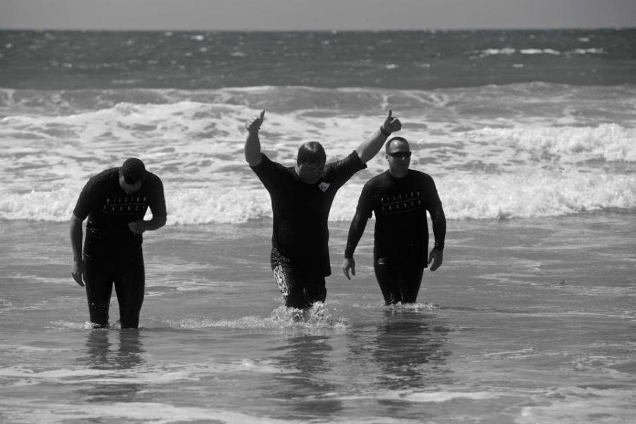 Baptisms at Mission Church