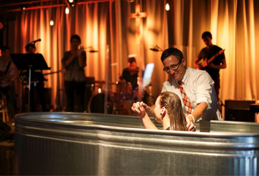 New City Baptisms