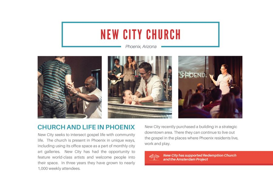 New City Church in Phoenix, AZ