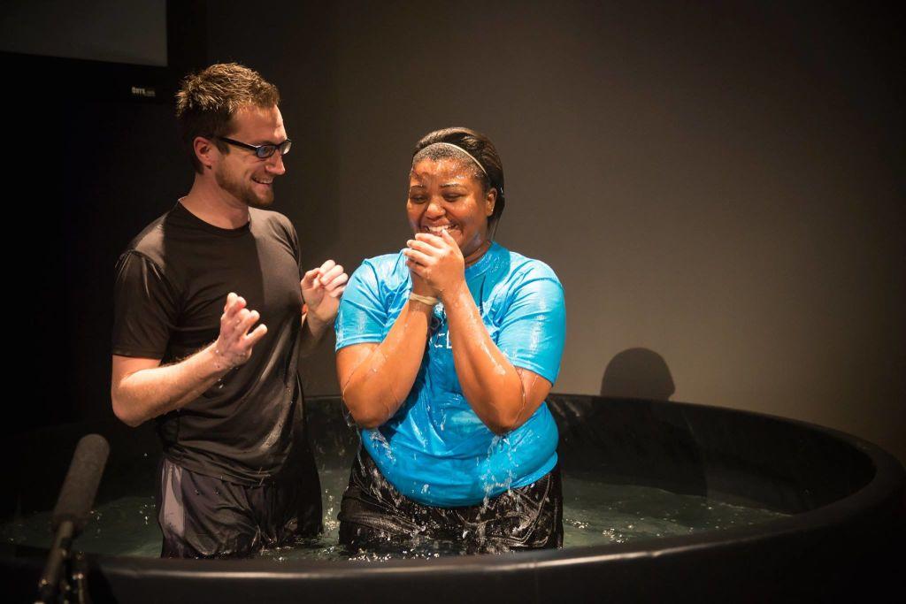 Mosaic baptism
