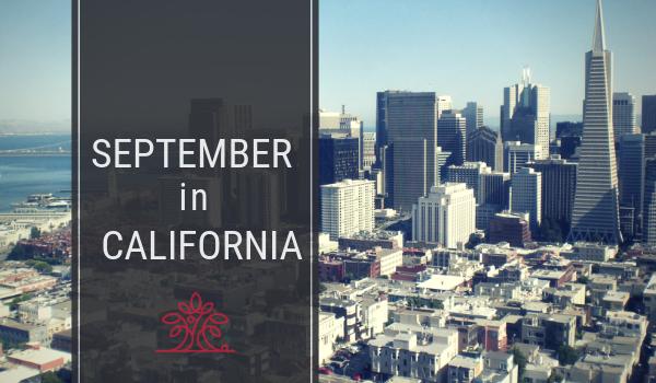 Upcoming In California