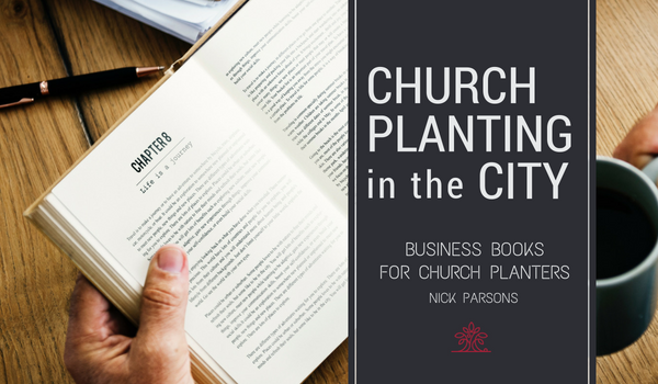 Business Books For Church Planters