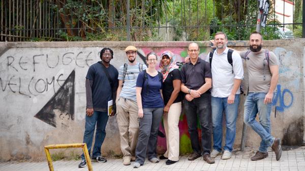 Restore Church Assists Refugees