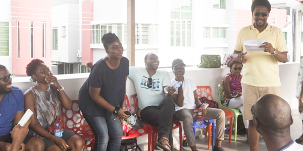 City Church Launches in Lagos, Nigeria