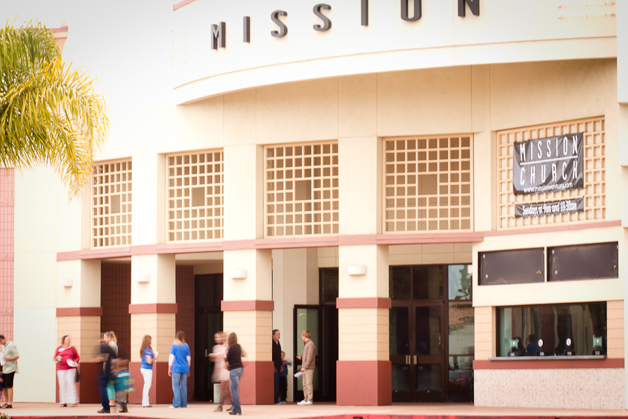 From Challenge to Opportunity- Mission Church in Ventura, CA
