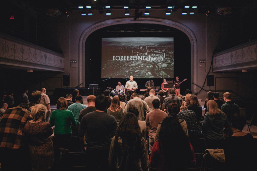 Forefront Church Brooklyn