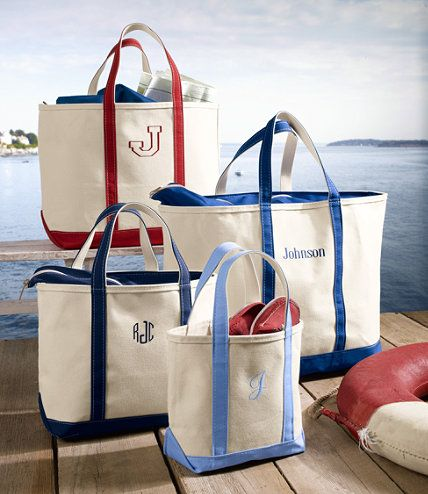 33487e20a69f Them.gifts - LL Bean Boat and Tote Bag