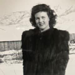 Lou Ella Washburn Jensen