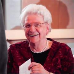 Gisela Anita Margarete Kelm Uhlstein