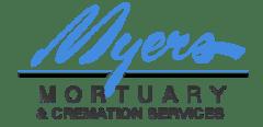 Logo - Myers Mortuary