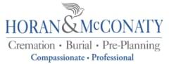 Logo - Horan & Mc Conaty Funeral Home