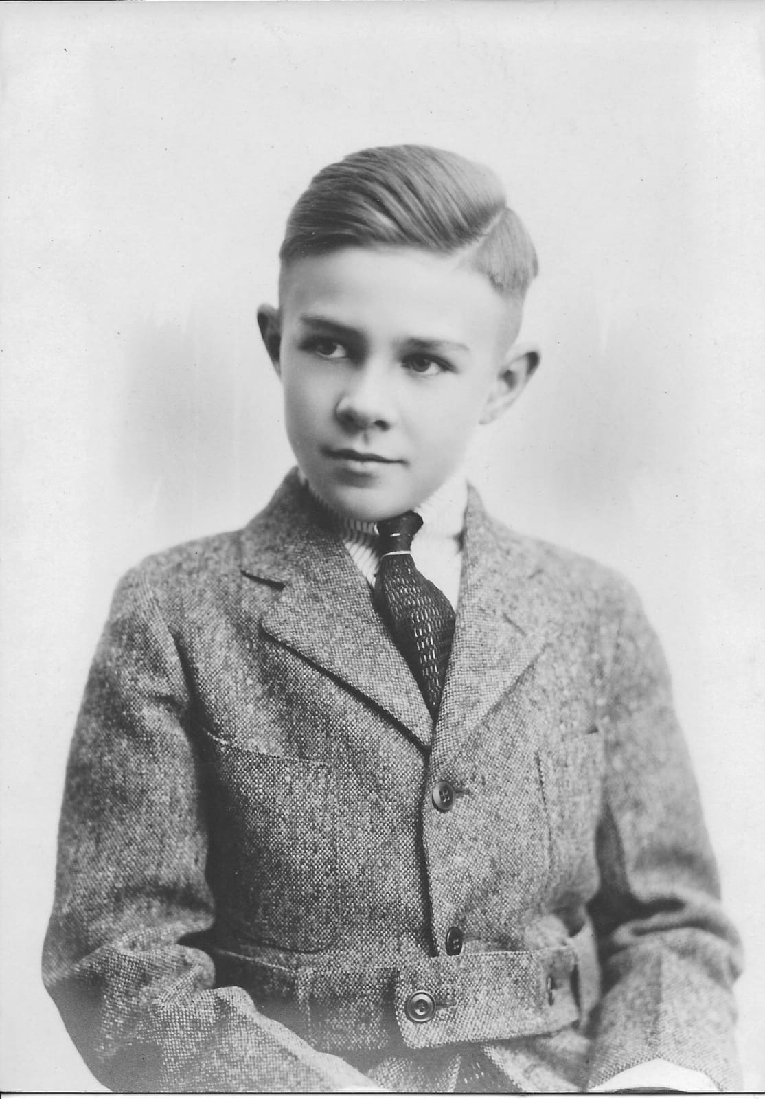 Young Bill Preston