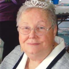 Margaret Darleen Lovell Timothy