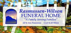 Logo - Rasmussen Wilson Funeral Home