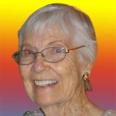 """Photo of Wanda """"Iris"""" Warren Lund"""