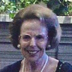 Jeanne McDonald Ward