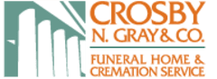 Logo - Crosby N. Gray & Co. Funeral Home