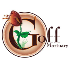 Goff Mortuary - logo