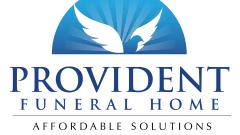 Logo - Provident Funeral Home
