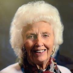 Maxine Edith Coates Hill