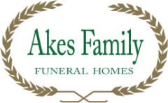Logo - Akes Family Funeral Homes