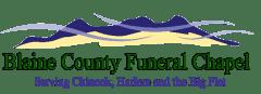 Logo - Blaine County Funeral Chapel