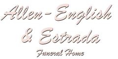 Logo - Allen English & Estrada Funeral Service