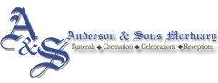 Anderson & Sons Mortuary - American Fork Chapel - logo