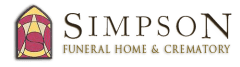 Logo - Simpson Funeral Home and Crematory