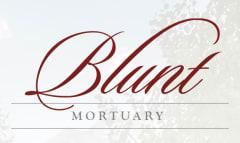 Blunt Mortuary - logo