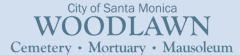 City Of Santa Monica Woodlawn Cemetery, Mausoleum & Mortuary - logo