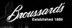 Broussard's Mortuary - Silsbee - logo