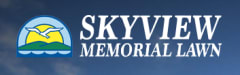 Logo - Skyview Memorial Lawn