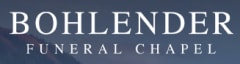 Logo - Bohlender Funeral Chapel