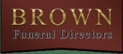 Brown Funeral Directors - logo