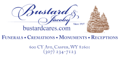 Logo - Bustard & Jacoby Funeral Home