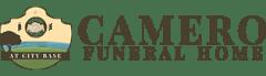 Camero Funeral Home At City Base - logo