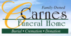 Logo - Carnes Funeral Home