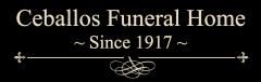 Logo - Ceballos Funeral Home