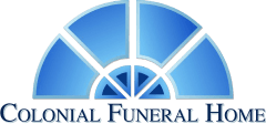 Logo - Colonial Funeral Home