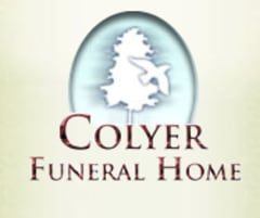 Logo - Colyer Funeral Home