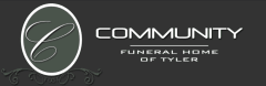 Logo - Community Funeral Home Of Tyler