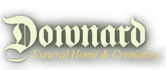 Logo - Downard Funeral Home