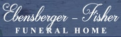 Logo - Ebensberger Fisher Funeral Home