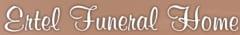 Logo - Ertel Funeral Home