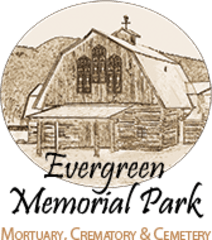 Evergreen Memorial Park, Funeral Home & Crematory - logo