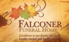 Falconer Funeral Home - logo