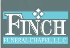 Finch Funeral Chapel   Stockdale - logo