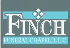 Logo - Finch Funeral Chapels